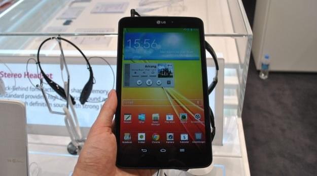 LG G Pad 8.3 /INTERIA.PL