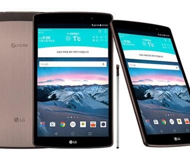 LG G Pad II 8.3 LTE - nowy tablet z ekranem FHD