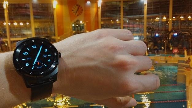 LG G Watch R - już rozpoczęliśmy nasze testy. Pierwsze wrażenie jest całkiem pozytywne /INTERIA.PL