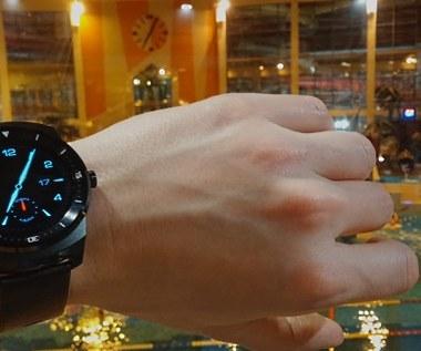 LG G Watch R w ofercie sieci Play
