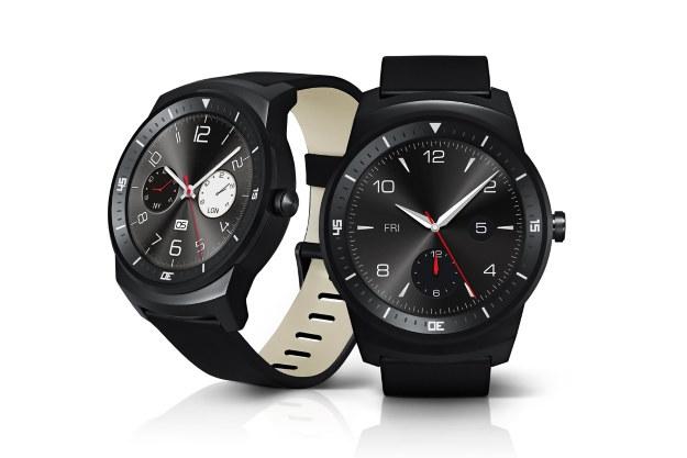 LG G Watch R - zegarek z Android Wear /materiały prasowe