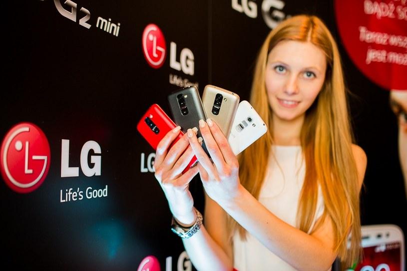LG G2 mini - zdjęcia z polskiej premiery /materiały prasowe