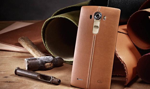 LG G4 /materiały prasowe