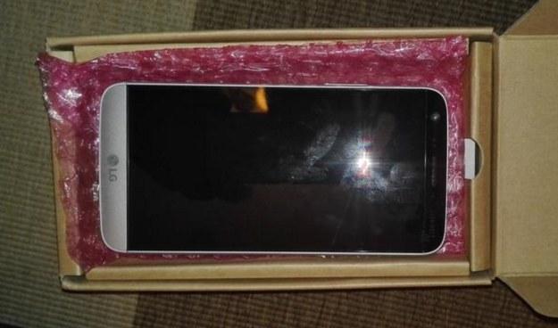 LG G5.  Fot. Phone Arena /materiały prasowe
