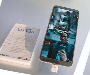 LG G6 - Polska premiera