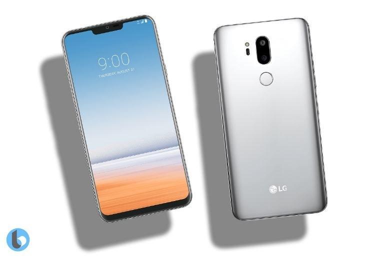 LG G7 może być mieszanką modelu V30 i iPhone'a X /Technobuffalo /materiał zewnętrzny
