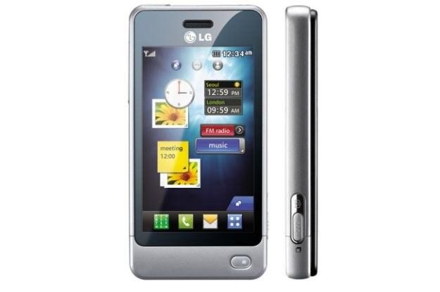 LG GD510 - komórka na Słońce /materiały prasowe