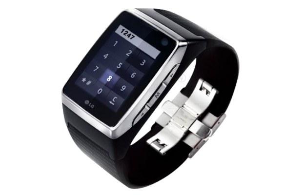 LG GD910 Watch Phone /materiały prasowe