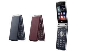 LG Gentle - nowy smartfon z klapką