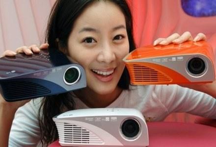 LG HS200G - mobilna alternatywa dla telewizorów LCD i plazm /materiały prasowe