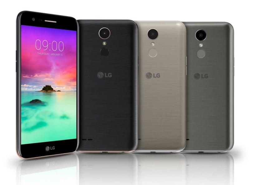 LG K to konkurencja dla serii J od Samsunga /materiały prasowe
