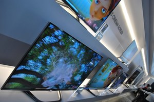 LG Laser TV - ekran o przekątnej 100 cali oraz projektor laserowy