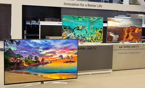 LG na CES 2016 - telewizory 4K z technologią HDR