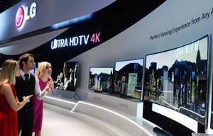 LG na IFA 2014 - telewizor OLED UHD i rozdzielczość 8K