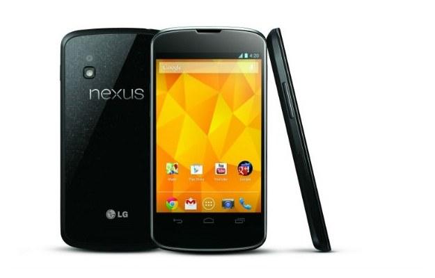 LG Nexus 4 /materiały prasowe