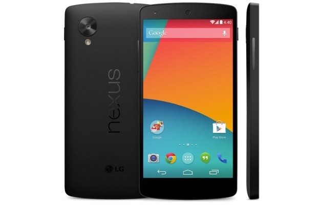 LG Nexus 5 /materiały prasowe