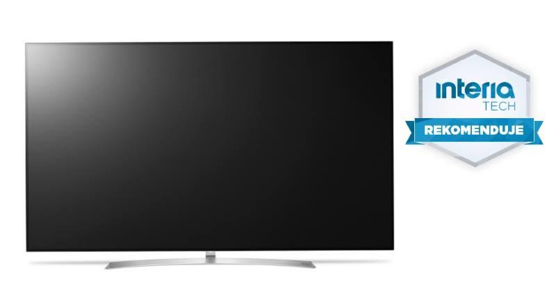 LG OLED 55B7 otrzymuje REKOMENDACJĘ serwisu Interia NOWE TECHNOLOGIE /INTERIA.PL