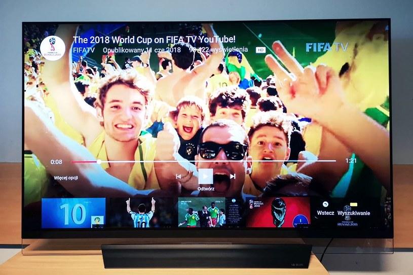 LG OLED E8 55 /INTERIA.PL