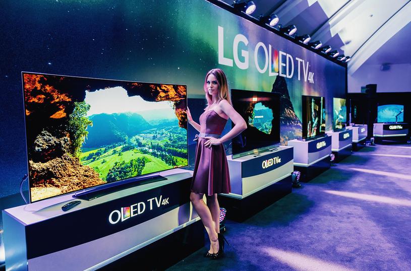 LG OLED TV /INTERIA.PL