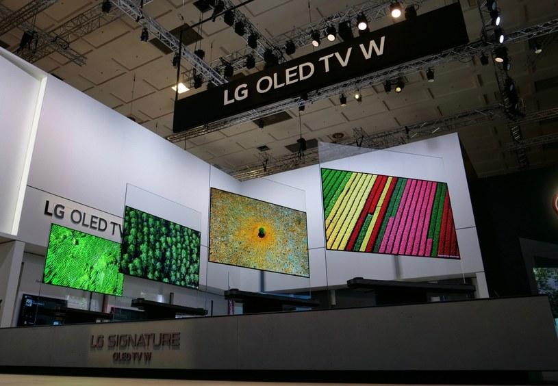 LG OLED z tego roku otrzymają wsparcie dla Dolby TrueHD /materiały prasowe