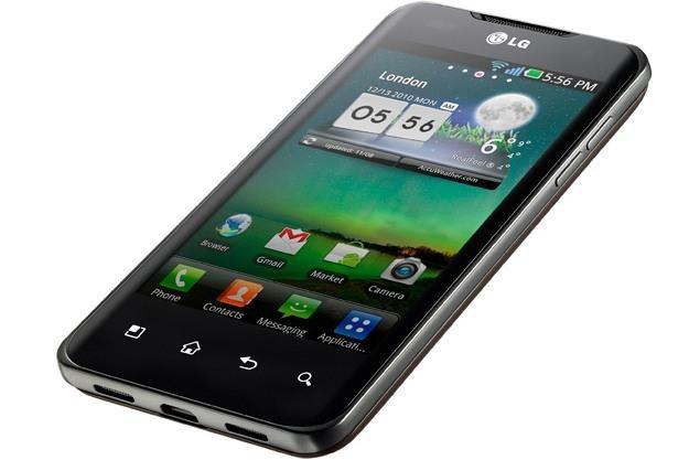 LG Optimus 2X /materiały prasowe
