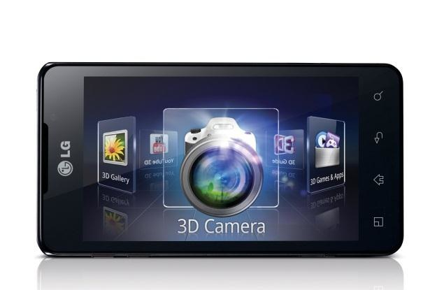 LG Optimus 3D Max /materiały prasowe