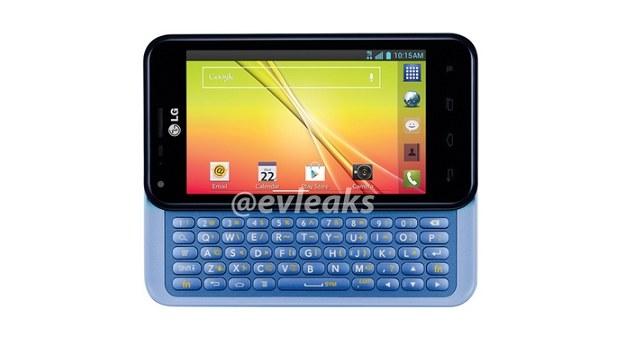LG Optimus F3Q /materiały prasowe