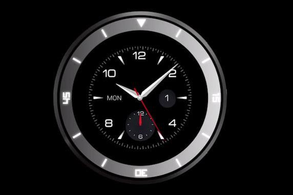 LG pokaże na targach IFA 2014 okrągły SmartWatch - LG G Watch R. /materiały prasowe