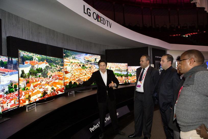 LG poszerza ofertę telewizorów OLED 4K oraz 4K ULTRA HD /materiały prasowe
