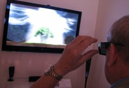 LG pragnie zdobyć dominującą pozycję na rynku telewizorów 3D /INTERIA.PL