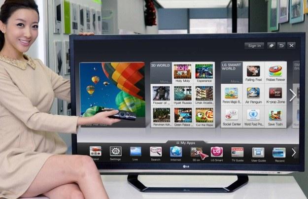 LG przygotuje nową wersję oprogramowania Smart TV /materiały prasowe