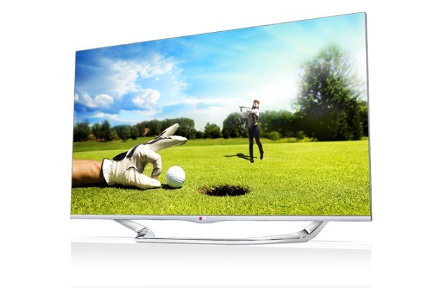 LG Smart TV LA740S - jeden z flagowych telewizorów LG na ten rok. Naprawdę dobra propozycja dla fanów kina, graczy i szukających czegoś z dobrym Smart TV /materiały prasowe