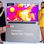 LG SUPER UHD ze sztuczną inteligencją