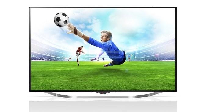 LG UB850V - rodzina telewizorów Ultra HD w przystępnej cenie /materiały prasowe