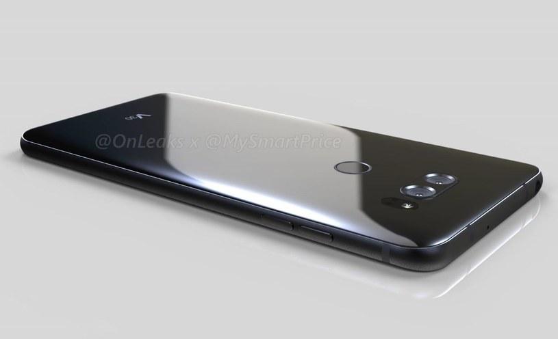 LG V30 będzie miał ekran z cienkimi ramkami i podwójny aparat /OnLeaks /Internet