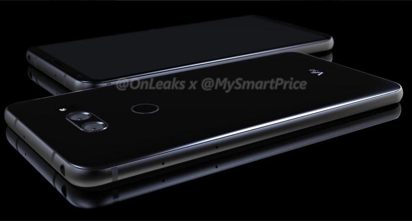 LG V30 będzie przypominał LG G6 /Twitter /Internet