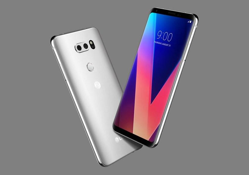 LG V30 /materiały prasowe