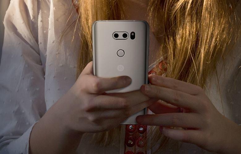 LG V35 ThinQ ma kosztować 830 dolarów /materiały prasowe