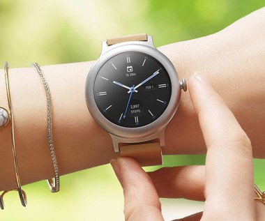 LG Watch Sport i LG Watch Style - z Android Wear 2.0