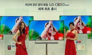 LG wprowadza do sprzedaży telewizory zaprezentowane na CES 2013