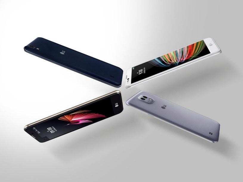 LG zapowiedziało w Seulu cztery nowe modele z serii X /Informacja prasowa