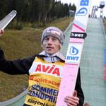LGP. Dawid Kubacki się cieszy, ale koncentruje się na zimie