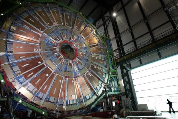 LHC w CERN /AFP