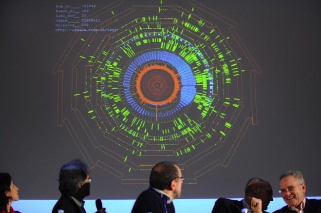 LHC wreszcie trochę odpocznie /AFP