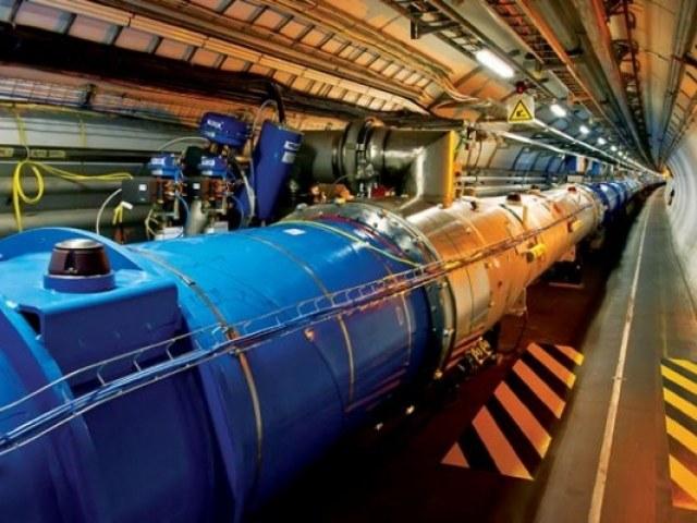 LHC wznowił pracę. /materiały prasowe