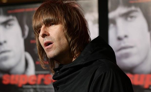 Liam Gallagher z Oasis zagra charytatywnie w Manchesterze