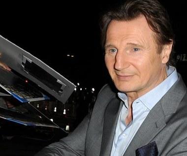 Liam Neeson w RMF FM: Mam do Polaków duży sentyment