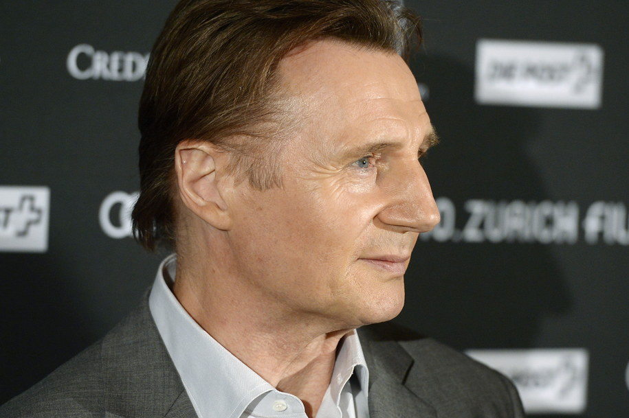 Liam Neeson /pap/epa/Walter Bieri /PAP/EPA