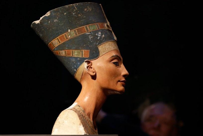 Liczące ponad 3 tys. lat popiersie Nefretete zostało przywiezione do Niemiec w 1913 roku /AFP