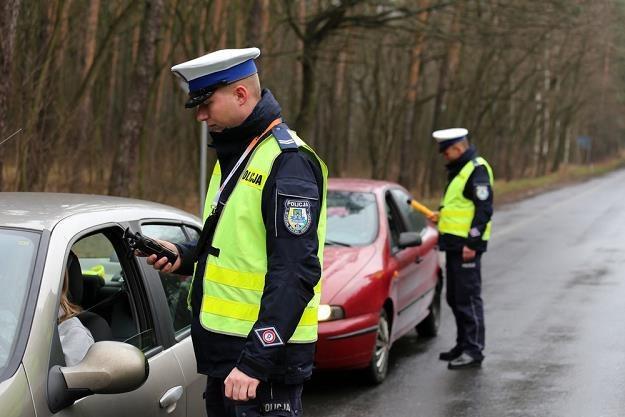 Liczba kontroli trzeźwości rośnie, a pijanych - spada / Fot: Piotr Jedzura /Reporter